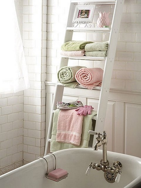 Ideas Originales Baño:Elementos Decorativos para el Baño muy Originales
