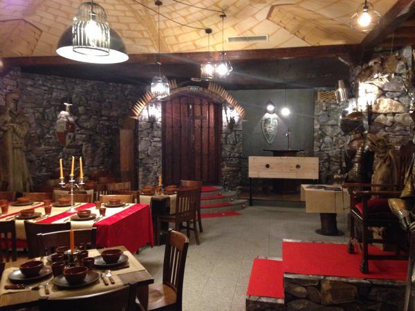 Manteles Medievales Pesadilla En La Cocina 8