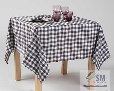Servilletas hosteler a de tela servilletas de tela sm - Manteles mesas grandes ...